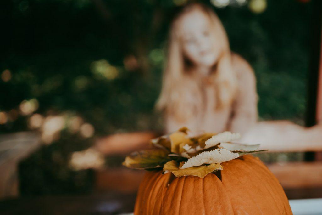 Halloween fotózás