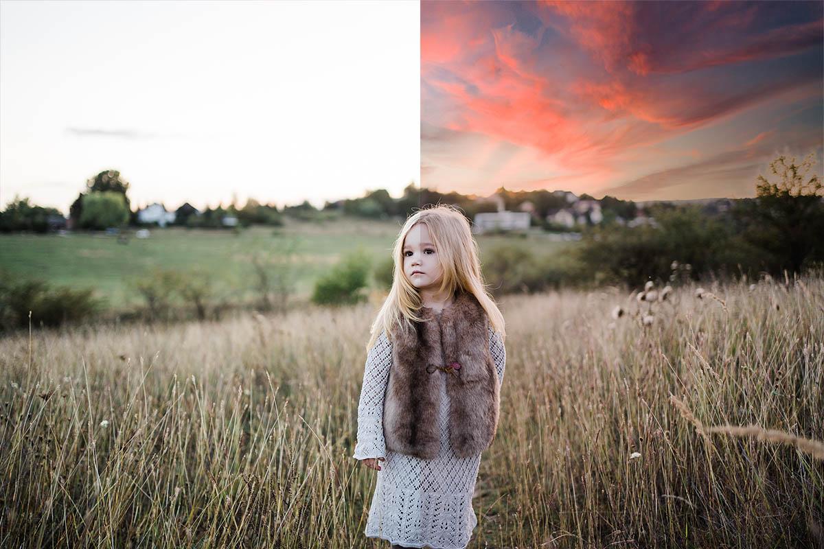 Photoshop és Lightroom újdonságok égcsere
