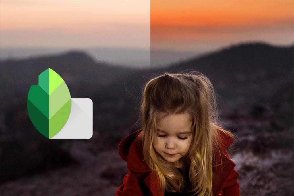 Lightroom alternatíva: Snapseed