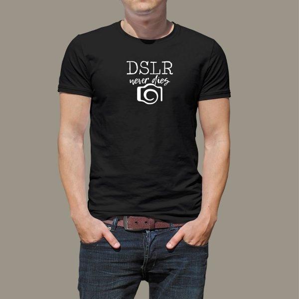 DSLR fotós póló