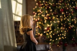 karácsonyi fotózás otthon
