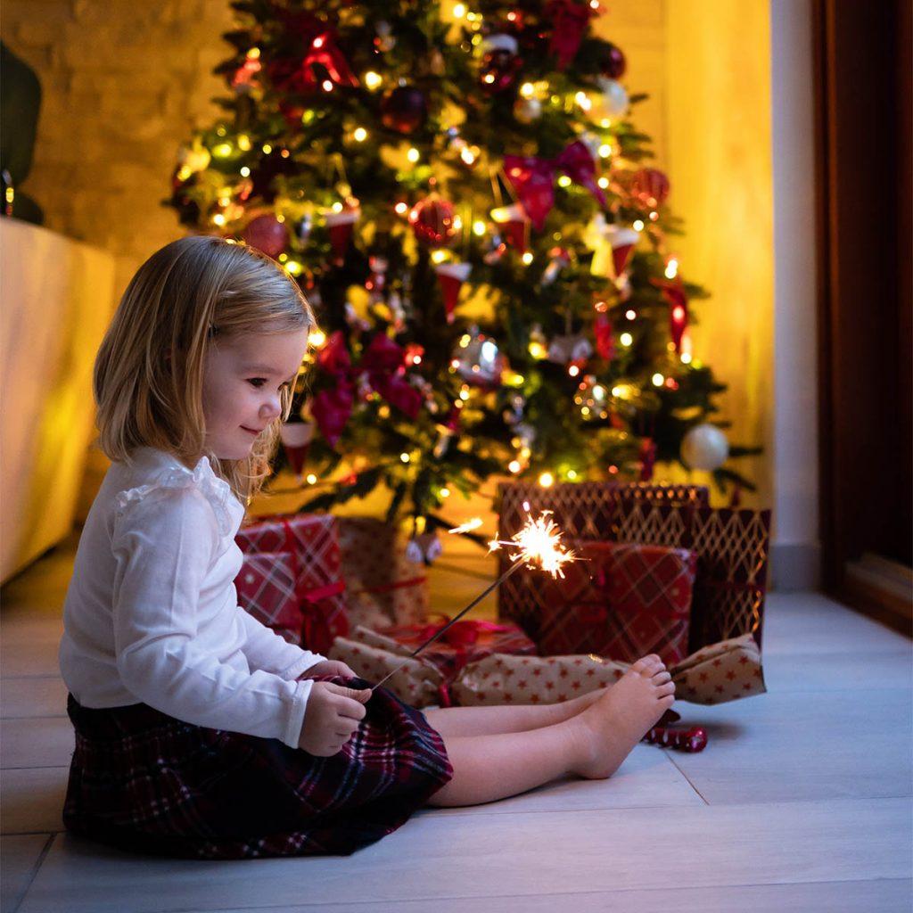 karácsonyi fotózás csillagszóró