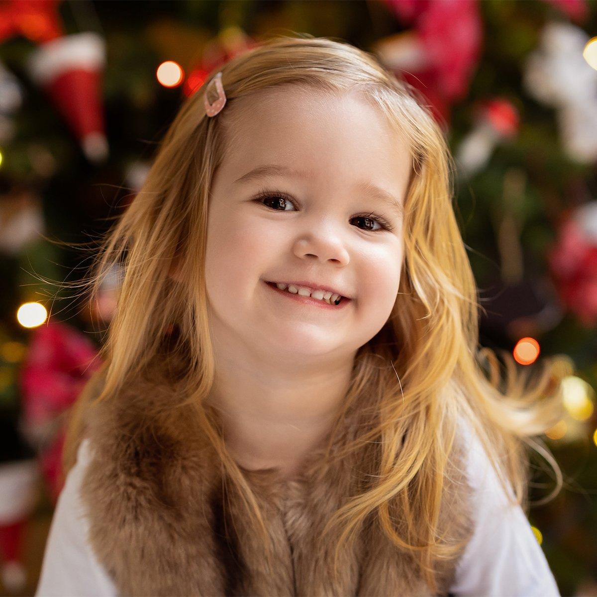 karácsonyi fotózás portré