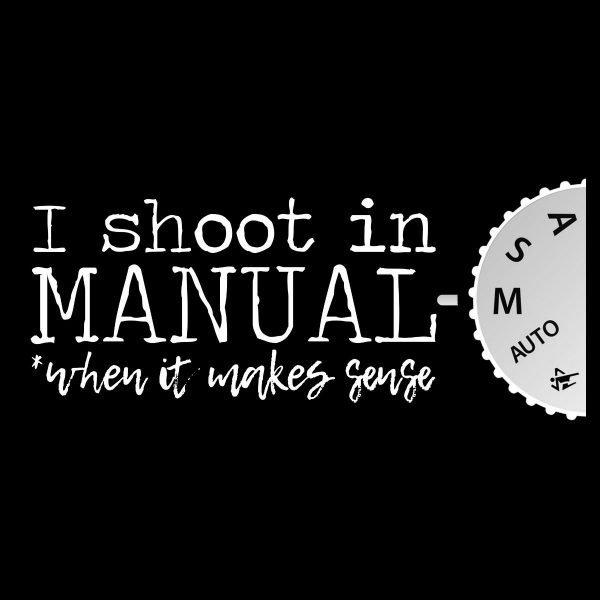 Manuál fotós póló